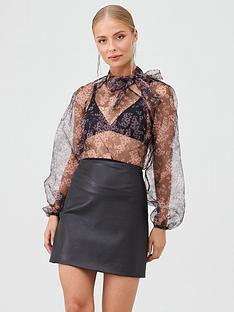 v-by-very-organza-blouse-floral-print