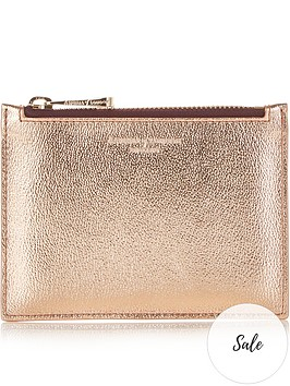 aspinal-of-london-essential-small-flat-metallic-pouch-rose-gold
