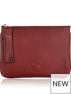 hill-friends-slouchy-pouch-oxblood