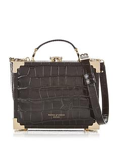 aspinal-of-london-trunk-croc-clutch-bag-black