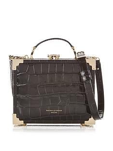 aspinal-of-london-trunk-croc-clutch-bag-black