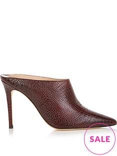 lk-bennett-hannah-snake-heeled-mules-burgundy