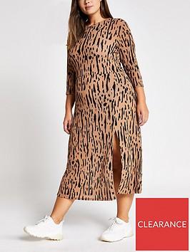 ri-plus-printed-midi-dress