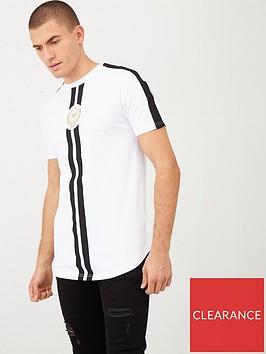 supply-demand-dahlia-t-shirt-white