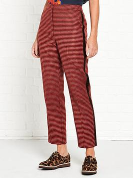 lk-bennett-ingrid-side-stripe-slim-tailored-trouser-orangepink