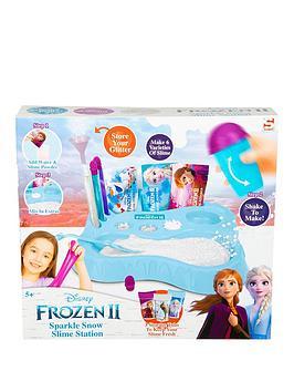 disney-frozen-sparkle-snow-slime-station