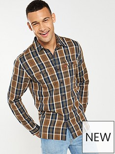 levis-jackson-worker-shirt-brownnavy