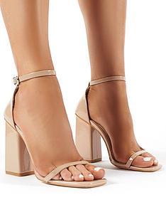 public-desire-anna-heeled-sandals-nude