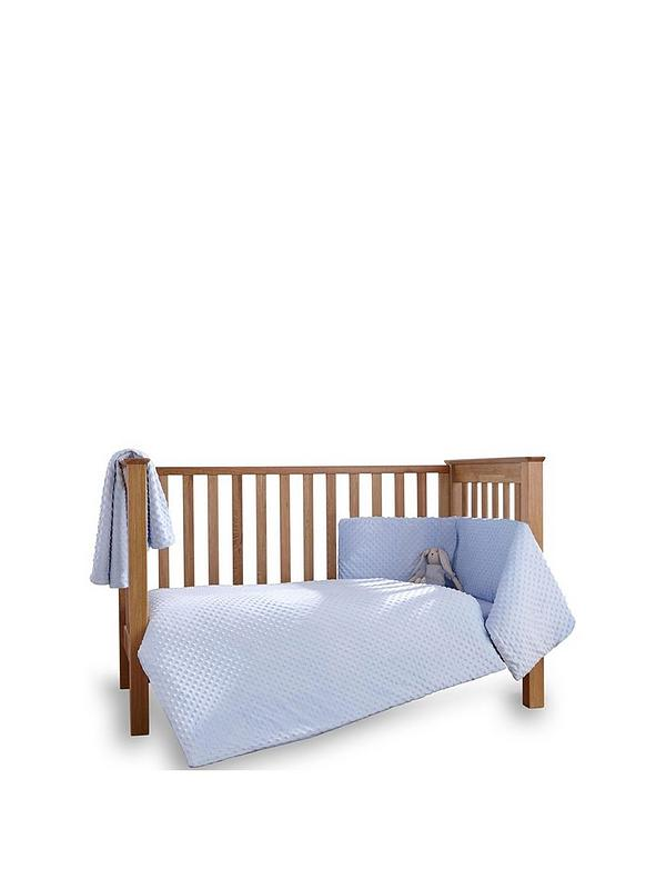 PADDED BUMPER FOR COT and COT BED NURSERY BABY /_UK CLEARANCE STOCK