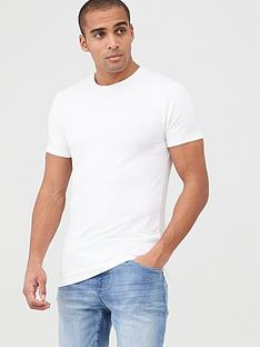 very-man-muscle-fit-tee-white