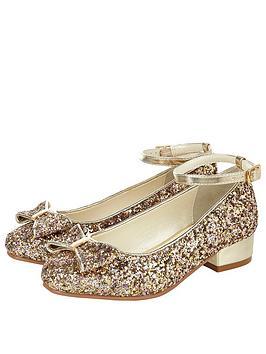 monsoon-girls-brianna-glitter-bow-heel-shoes-gold
