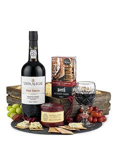 port-and-stilton-wooden-gift-tray