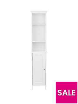 lloyd-pascal-devonshire-tall-bathroom-cabinet-white