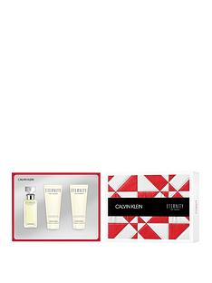 calvin-klein-eternity-for-women-50ml-eau-de-toilette-100ml-body-lotion-100ml-body-wash-gift-set