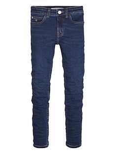 calvin-klein-jeans-girls-skinny-mid-rise-jeans-blue