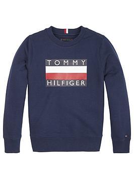 tommy-hilfiger-boys-flag-crew-sweatshirt-navy