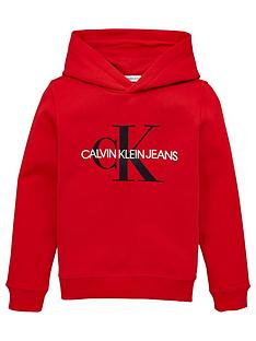 calvin-klein-jeans-boys-monogram-logo-hoodie-red