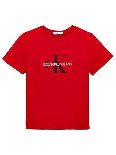 calvin-klein-jeans-boys-monogram-logo-short-sleeve-t-shirt-red