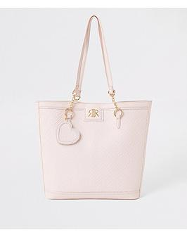 river-island-girls-monogram-shopper-bag-pink
