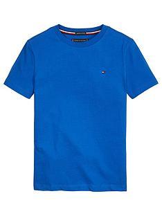 tommy-hilfiger-boys-short-sleeve-essential-flag-t-shirt-blue