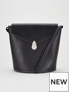 calvin-klein-locked-bucket-bag-black