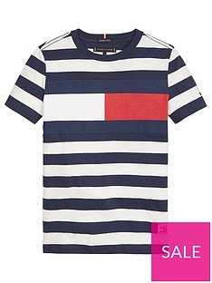 tommy-hilfiger-boysnbspshort-sleeve-stripe-flag-t-shirt-navy