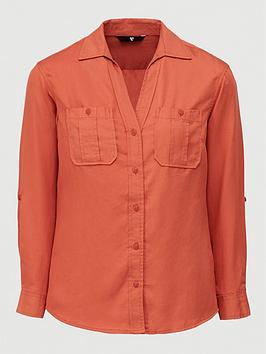 v-by-very-essentialnbsputility-shirt-rust