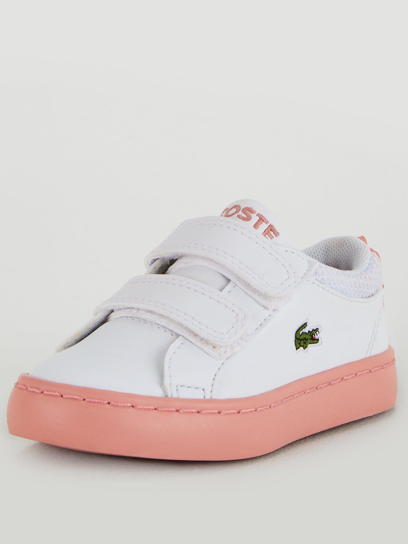 Lacoste Infant Girls Straightset 419