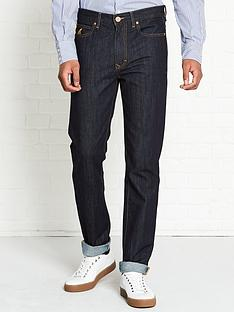 vivienne-westwood-anglomania-classic-tapered-fit-jeans-indigo