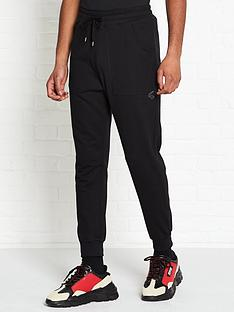vivienne-westwood-anglomania-rugged-stitch-pockets-joggers-black