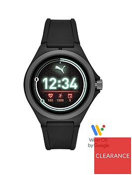 puma-gen-5-full-display-black-silicone-strap-smart-watch