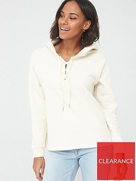 v-by-very-tie-detail-hoodie-white