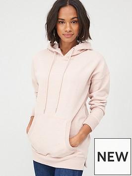 v-by-very-drawcord-fashion-hoodie-pink