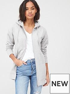 v-by-very-zip-through-hoodie-grey