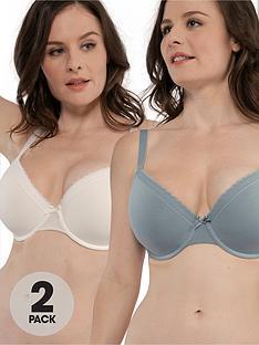 dorina-curves-lila-2-pack-t-shirt-bra