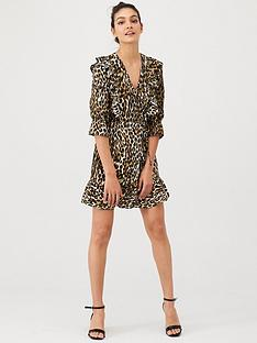 v-by-very-animal-printed-wrap-dress-leopard