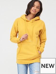 v-by-very-drawcord-fashion-hoodie-yellow