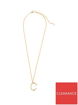 v-by-very-bamboo-initial-necklace-c-gold