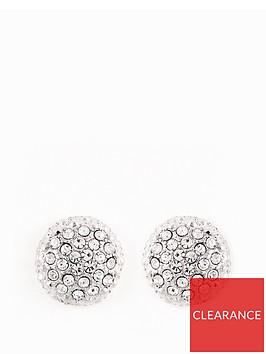 v-by-very-crystal-domed-stud-earrings-silver