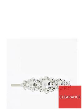 v-by-very-crystal-barrette-hair-clip-silver