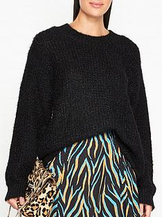 sofie-schnoor-silja-knitted-jumper-black