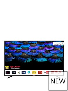 Sharp 40BJ5K 40 inch 4K Ultra HD Smart TV with Freeview Play