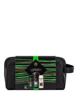 lynx-africa-washbag-gift-set