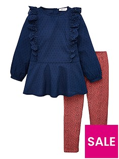 v-by-very-girls-2-piece-ruffle-top-and-leggings-set-multi