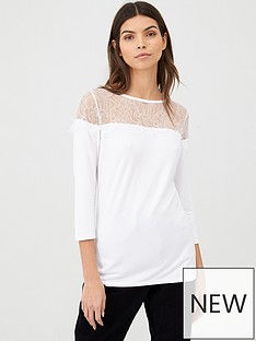 v-by-very-lace-bib-top-ivory