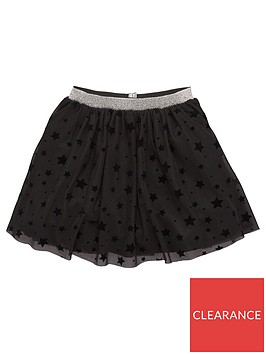 v-by-very-girls-star-mesh-tutu-skirt-black