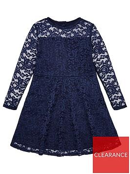 v-by-very-girls-long-sleeve-lace-dress-navy