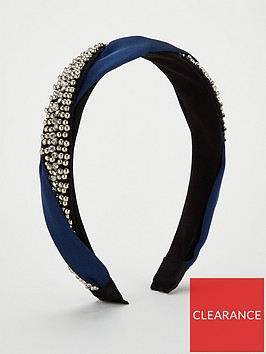 v-by-very-beaded-twist-hairband