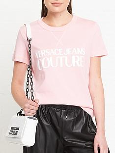 versace-jeans-couture-logo-print-t-shirt-pink