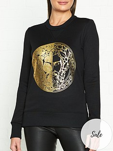 versace-jeans-couture-logo-foil-patch-sweatshirt-black